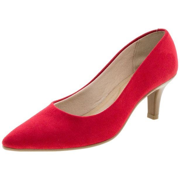 Sapato-Feminino-Scarpin-Salto-Medio-Vermelho-Beira-Rio-4163100-0449341-01