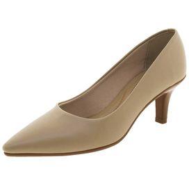 Sapato-Feminino-Scarpin-Salto-Medio-Bege-Beira-Rio-4163100-0449241-01