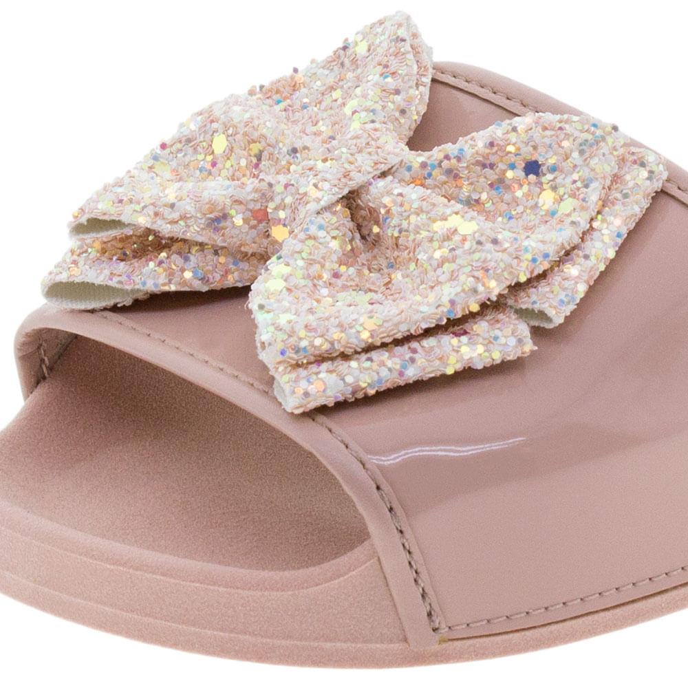 bc423120b Chinelo Infantil Feminino Slide Molekinha - 2311109 - cloviscalcados