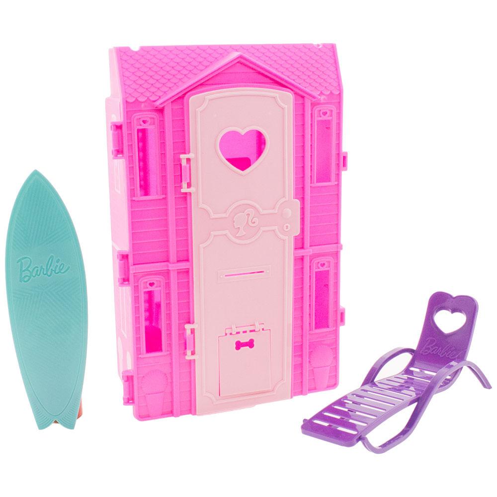 e874c2c972d7 Sandália Infantil Feminina Barbie Dreamhouse Grendene Kids - 21832 -  cloviscalcados