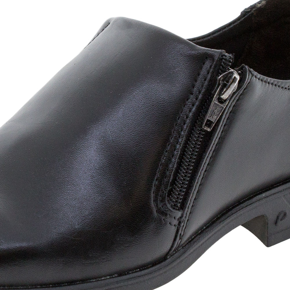 244632ca4ff Sapato Masculino Social Pegada - 22101 - cloviscalcados