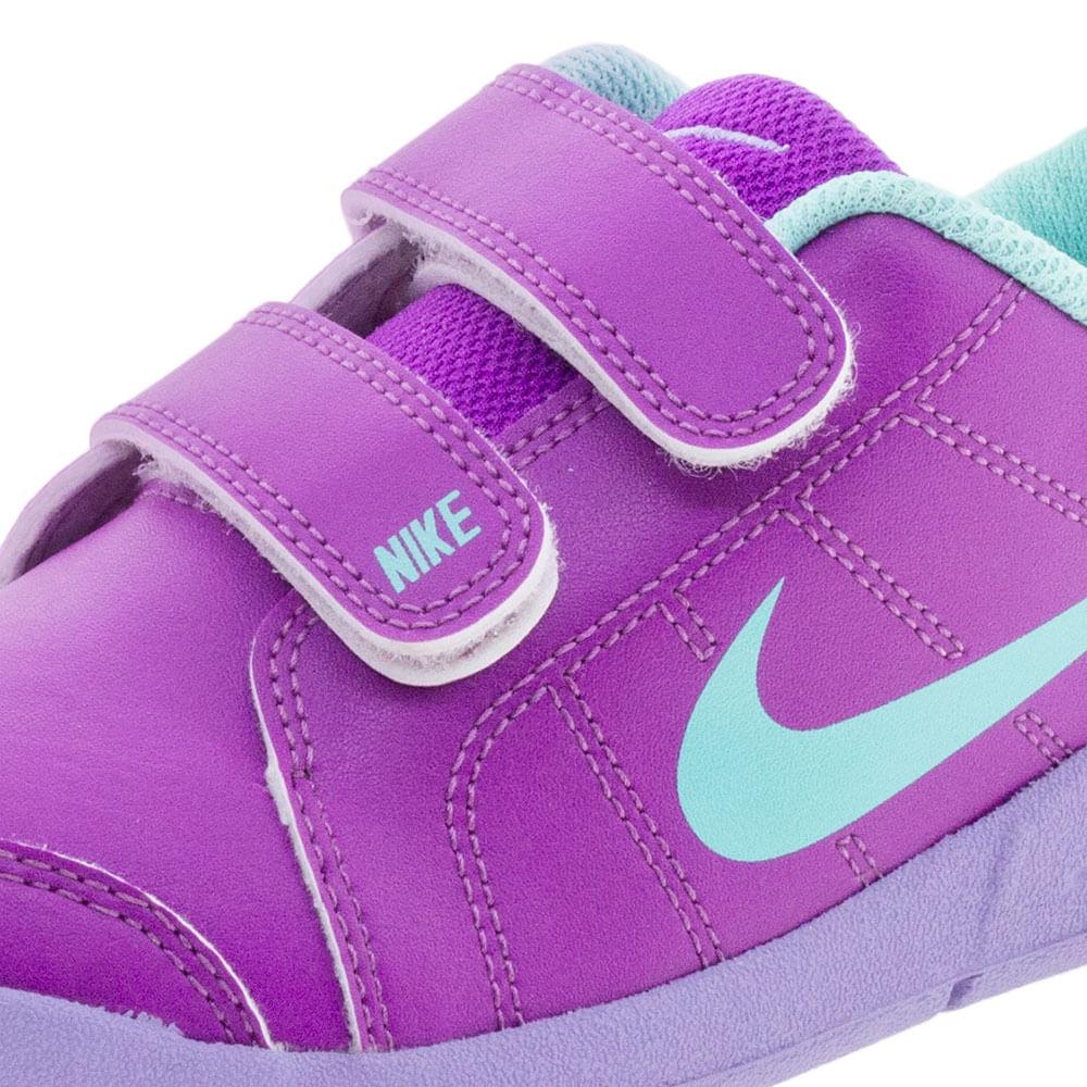 Tênis Infantil Feminino Pico Lt Nike - 619041 - cloviscalcados 09084b39fbf53