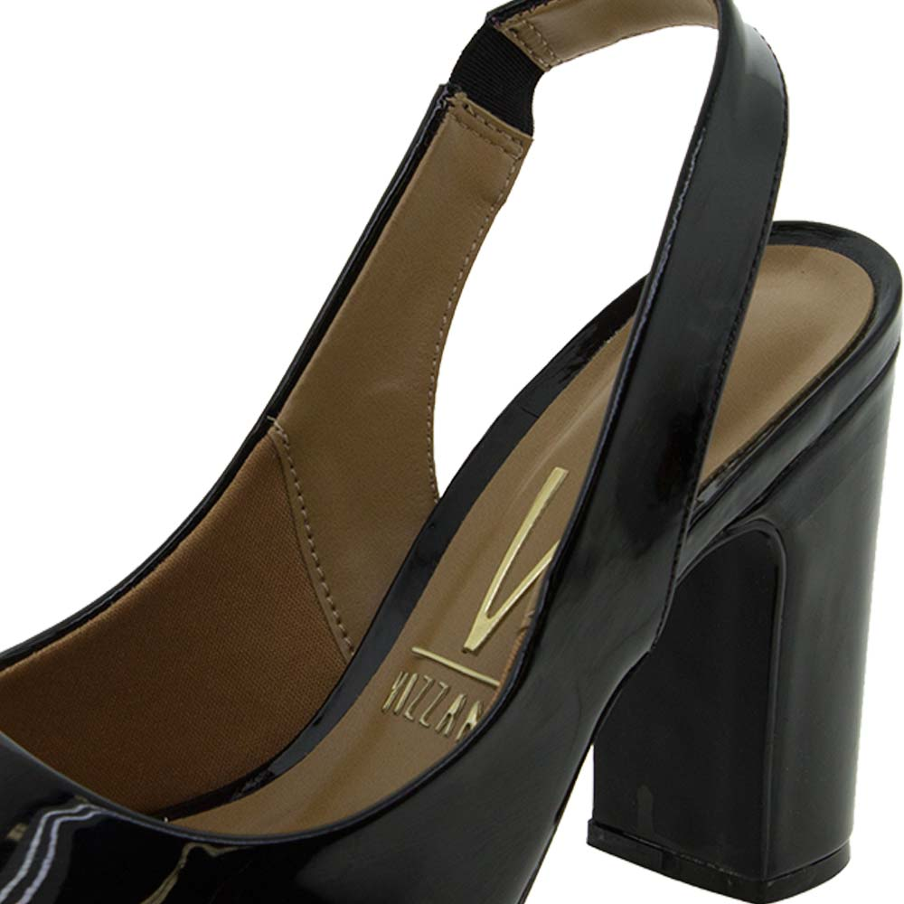 d7e6ab574 Sapato Feminino Chanel Vizzano - 1285103 - cloviscalcados