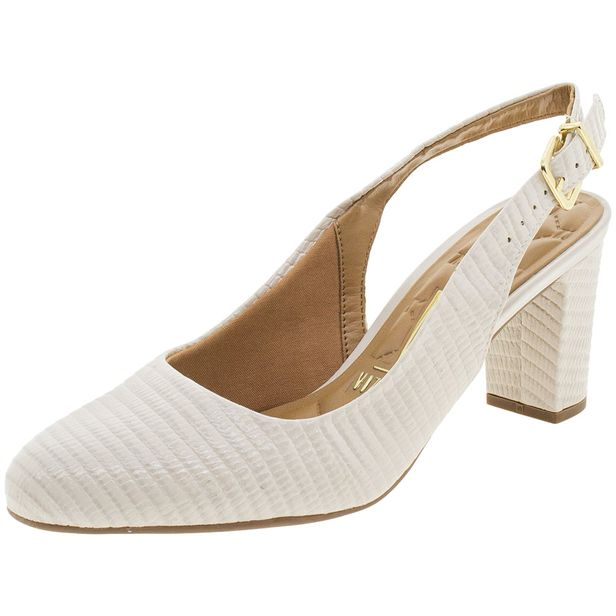 595ffe20a Sapato Feminino Chanel Vizzano - 1288207 - cloviscalcados