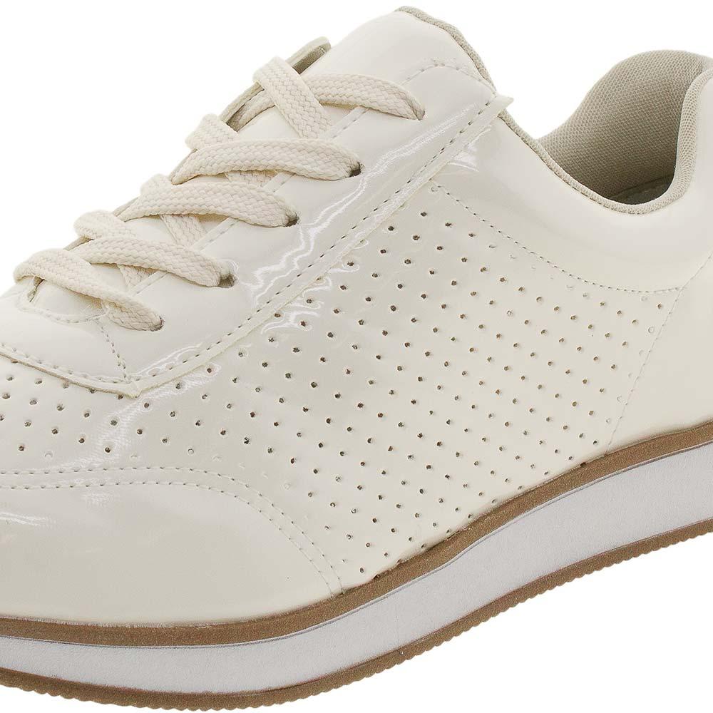 1fe966697e Tênis Feminino Jogging Via Marte - 1616501 Marfim - cloviscalcados