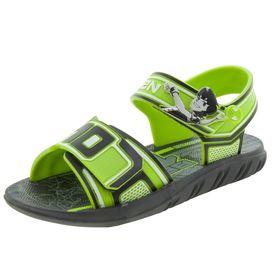 Papete Infantil Masculina Ben 10 Preto/Verde Grendene Kids - 213850