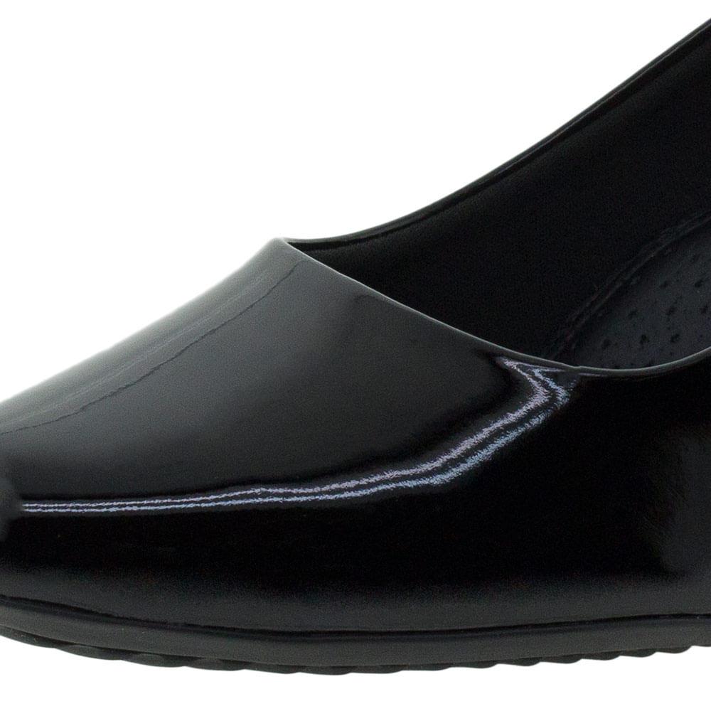 55ecd244d6 Sapato Feminino Salto Baixo Piccadilly - 110072 - cloviscalcados