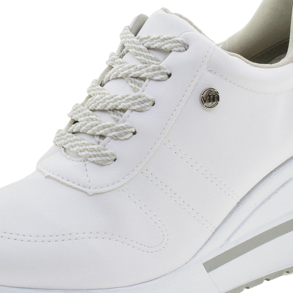 7cb86060ec9 Tênis Feminino Sneakers Via Marte - 193322 Branco - cloviscalcados