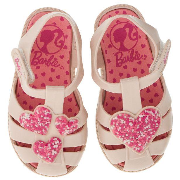 68fbcaf287d Sandália Infantil Baby Barbie Grendene Kids - 21875 Rosa - cloviscalcados