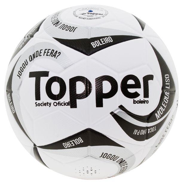 f9cdfb36f1 Kit 1 chuteira Masculina Titanium Topper + 1 Chuteira de Campo Toper + Bola  Futebol Society + 4131190 - cloviscalcados