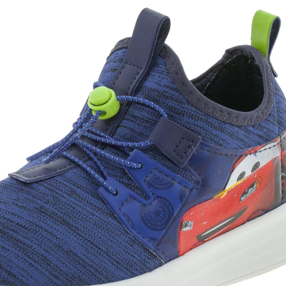 616ddf916a3 Tênis Infantil Masculino Carros Grendene Kids - 21820 Azul - cloviscalcados