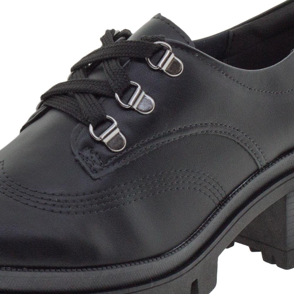 edea22953c Sapato Feminino Oxford Dakota - G1351 Preto - cloviscalcados