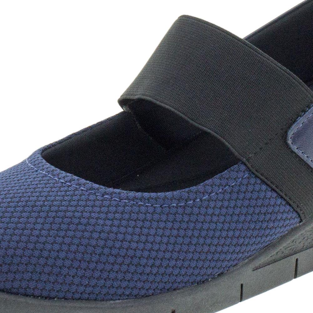 cd2f2115a Sapato Feminino Anabela Usaflex - Ab8107 - cloviscalcados