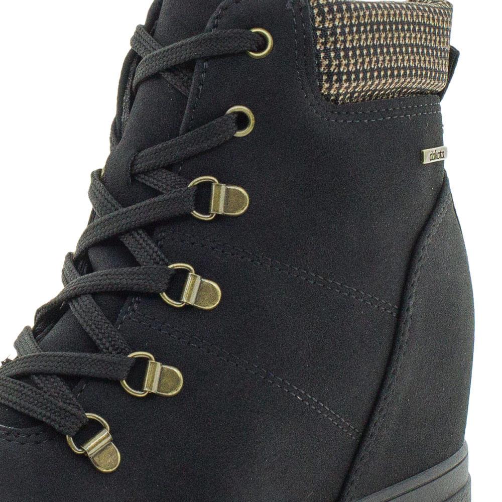 a61b6c07f0 Tênis Feminino Sneaker Dakota - G0791 Preto - cloviscalcados