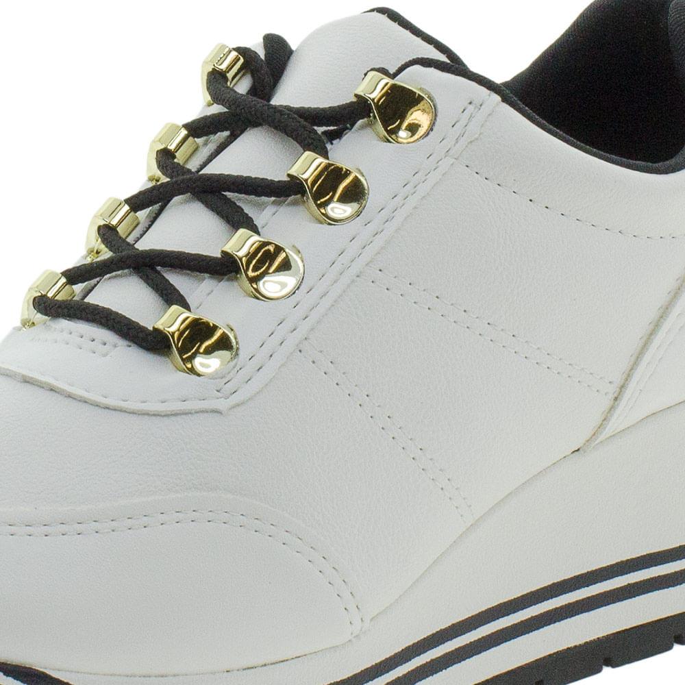 fbea7c155 Tênis Feminino Sneaker Dakota - G1151 Branco - cloviscalcados