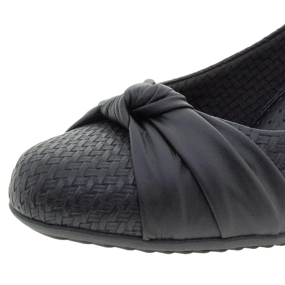 61bda0f44 Sapato Feminino Salto Baixo Piccadilly - 714096 - cloviscalcados