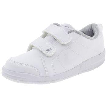 Moviente Grabar domesticar  Tênis Infantil Pico Lt Nike - 619041 Branco - cloviscalcados